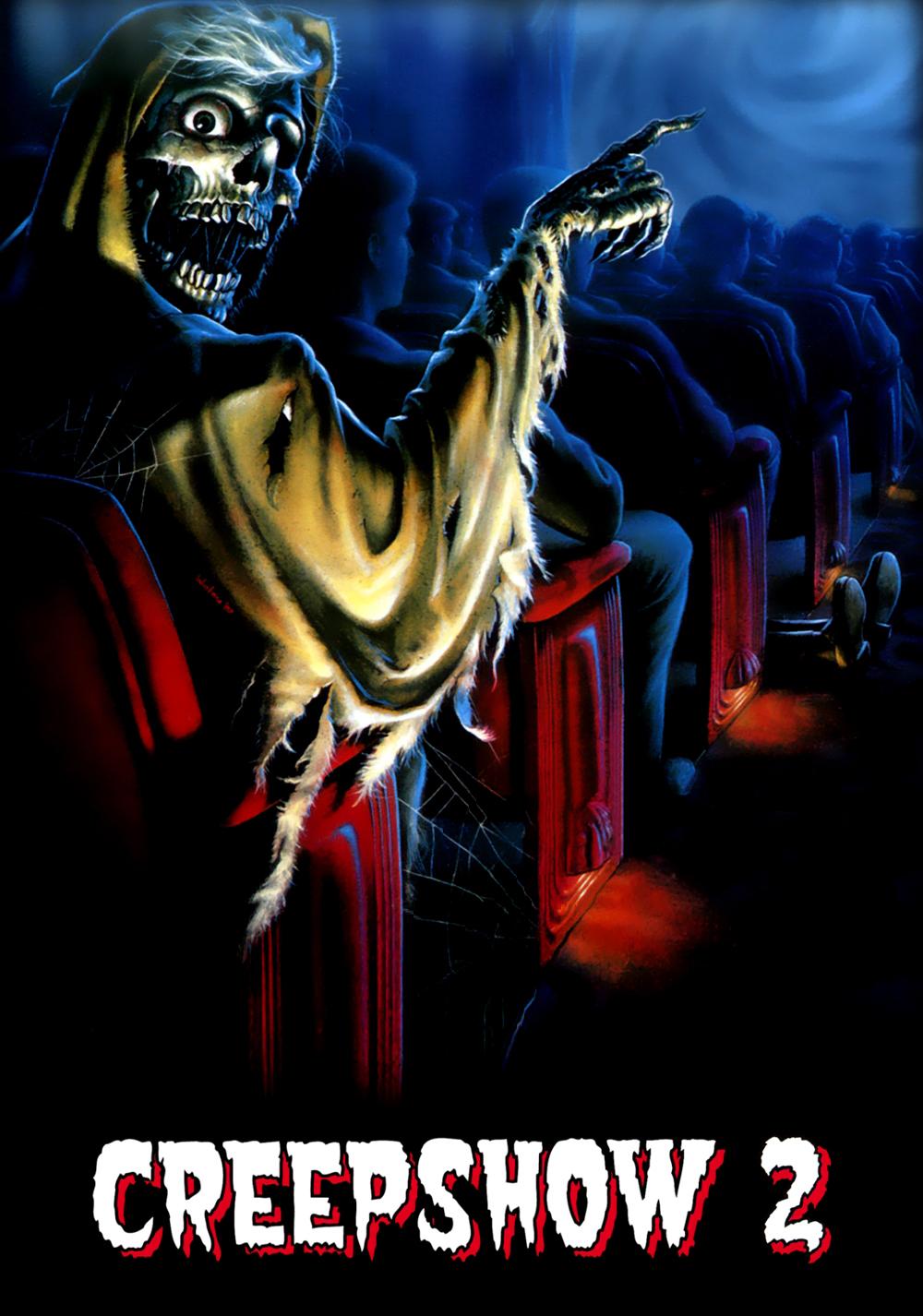 Creepshow Movie Poster Creepshow 2 Movie Poster Image