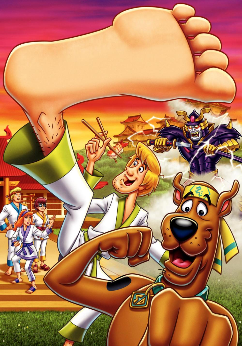Scooby-Doo And The Samurai Sword  Movie Fanart  Fanarttv-1589