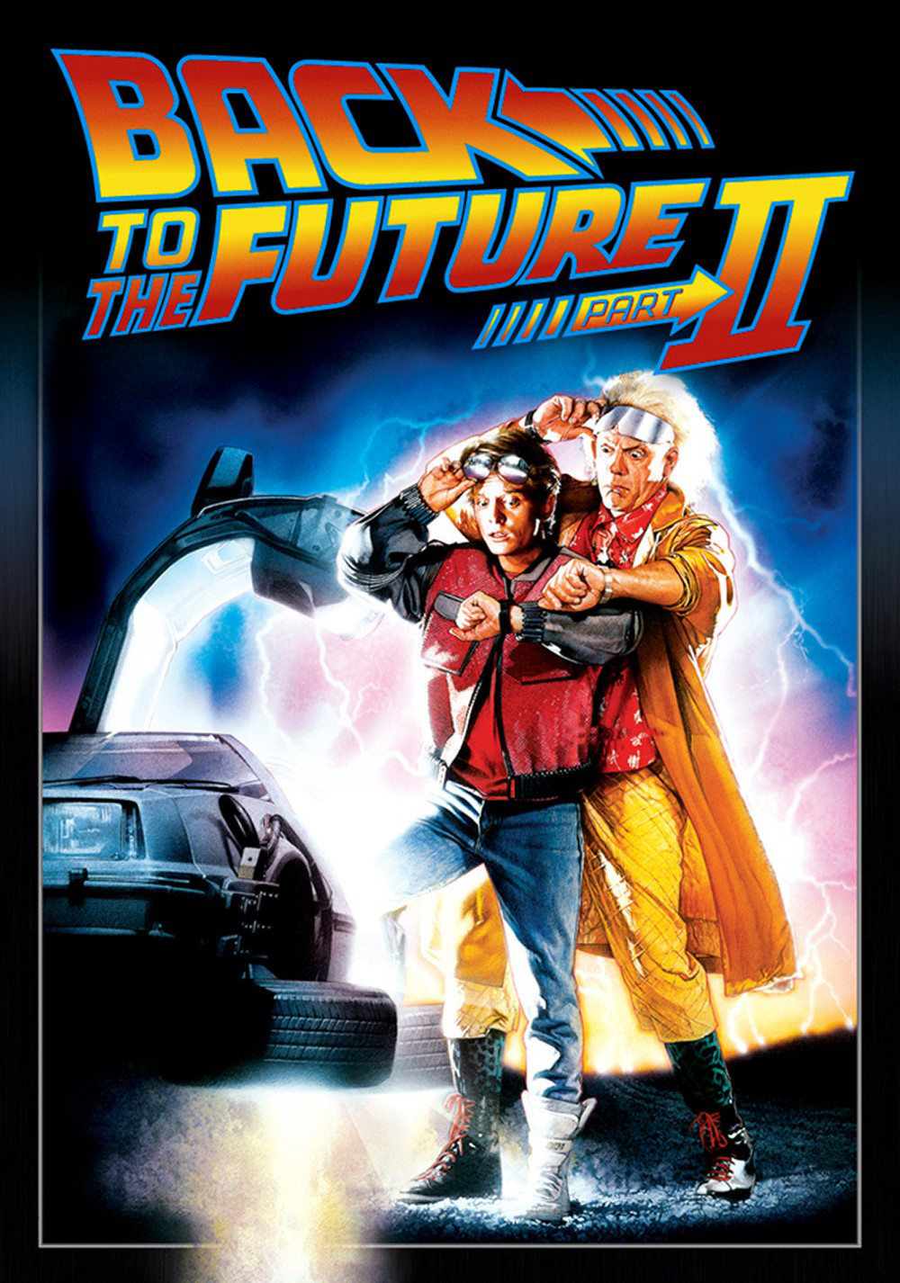 back to the future part ii movie fanart fanarttv