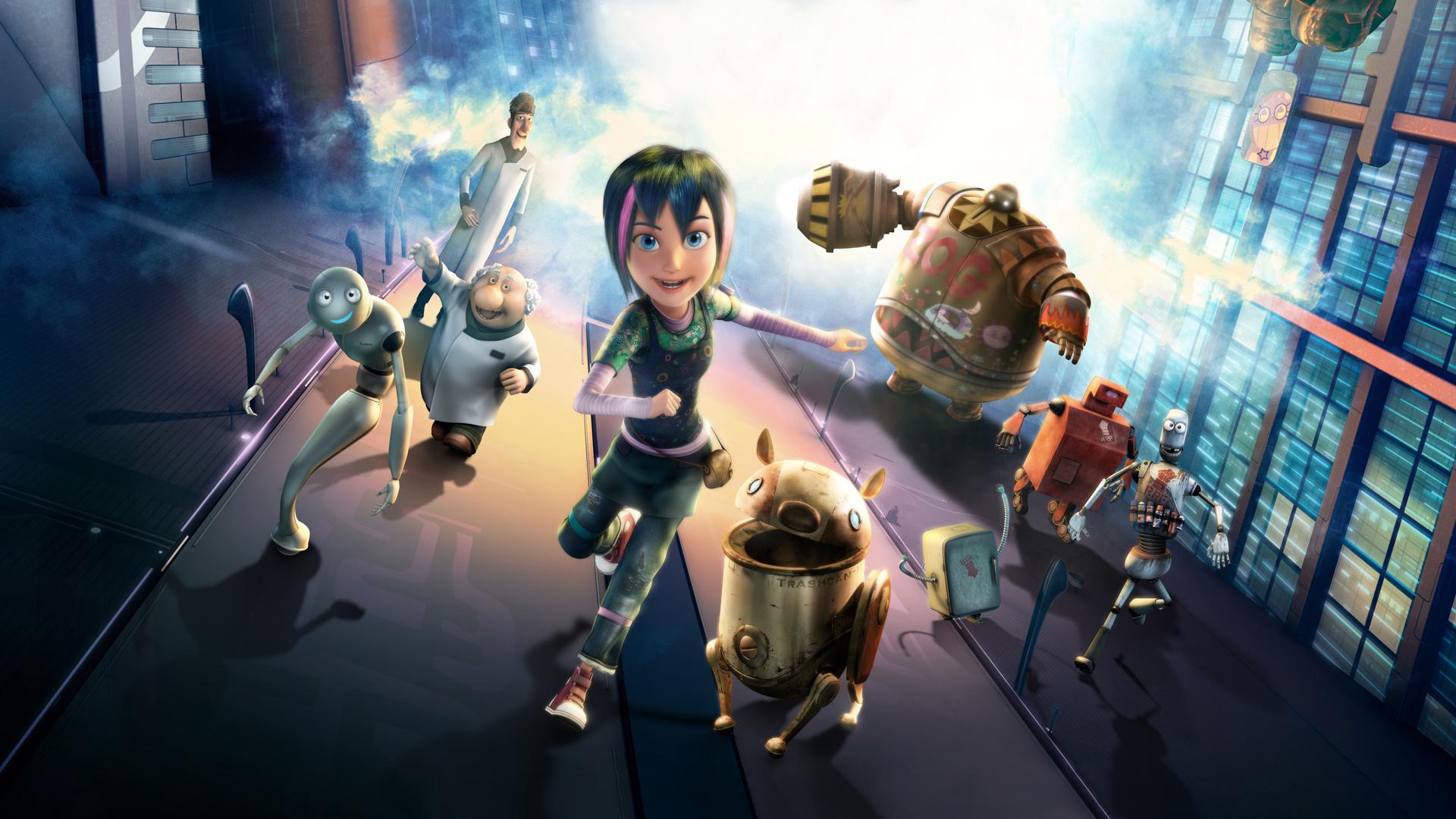 Astro Boy  Movie fanart  fanart.tv