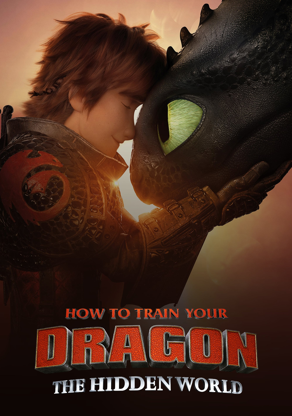 How To Train Your Dragon The Hidden World Movie Fanart Fanart Tv