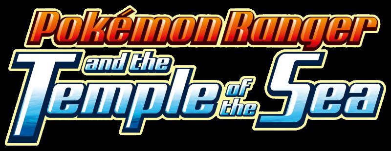 Pokemon Ranger And The Temple Of The Sea Movie Fanart Fanart Tv