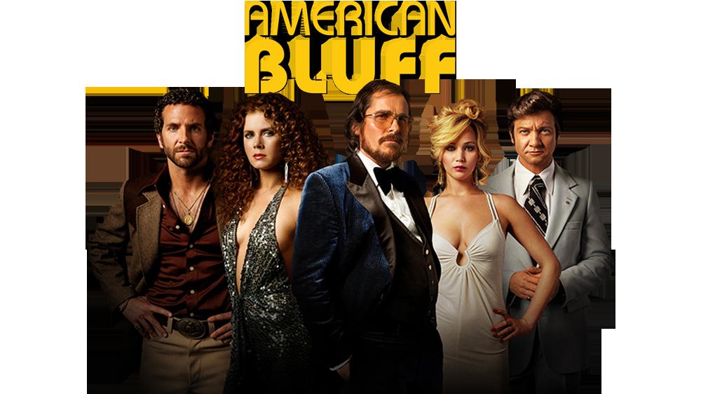 American Hustle Logo - American Hustle , Free Transparent Clipart -  ClipartKey