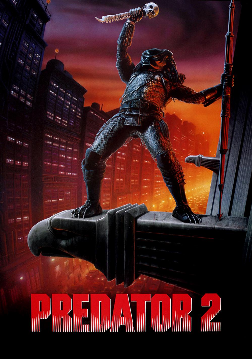 Predator 2 | Movie fanart | fanart.tv