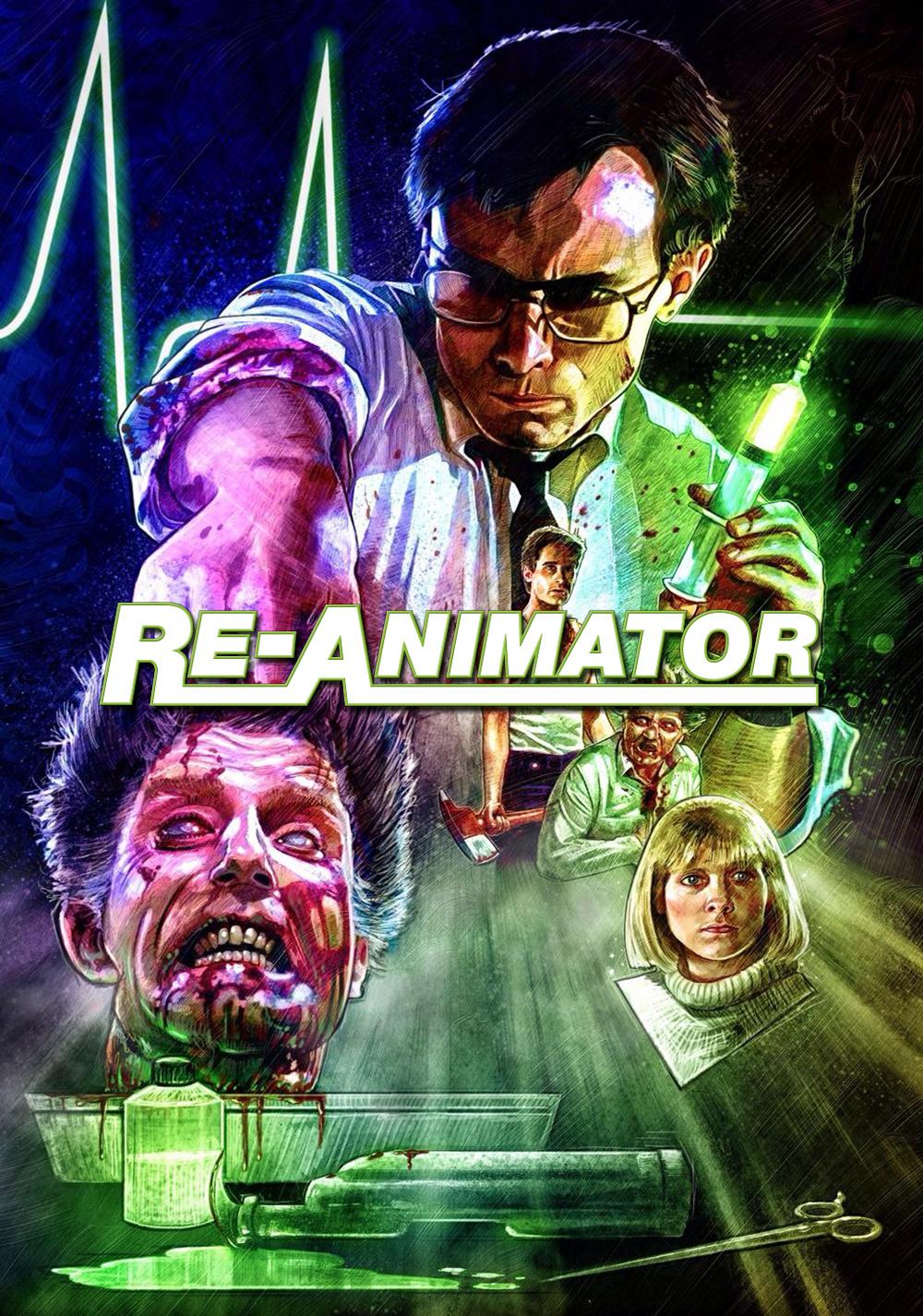 Barbara crampton in reanimator - 1 part 9