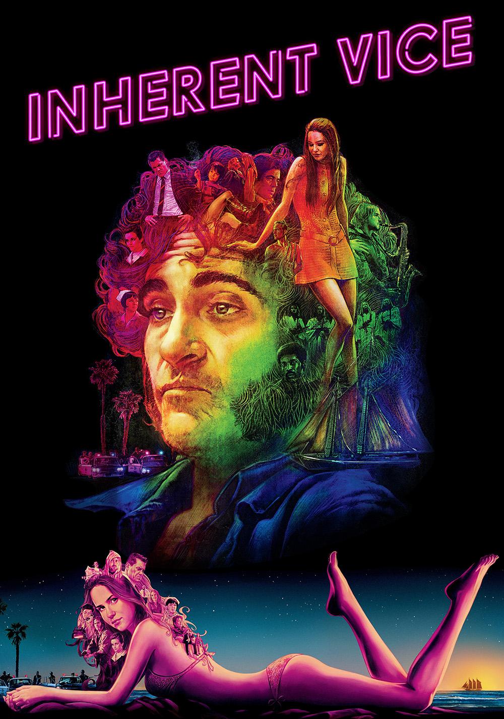 Inherent vice movie fanart fanarttv for Poster photos