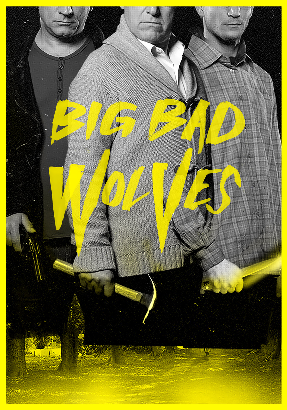 big bad wolf movie poster - photo #6