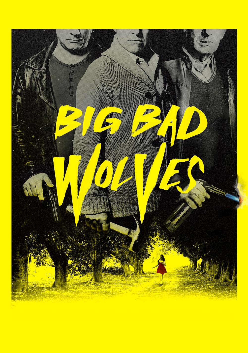 big bad wolf movie poster - photo #13