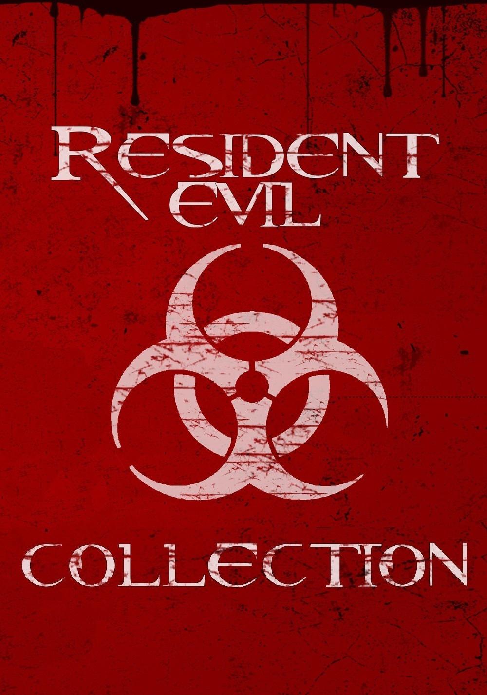 Resident Evil Collection   Movie fanart   fanart.tv