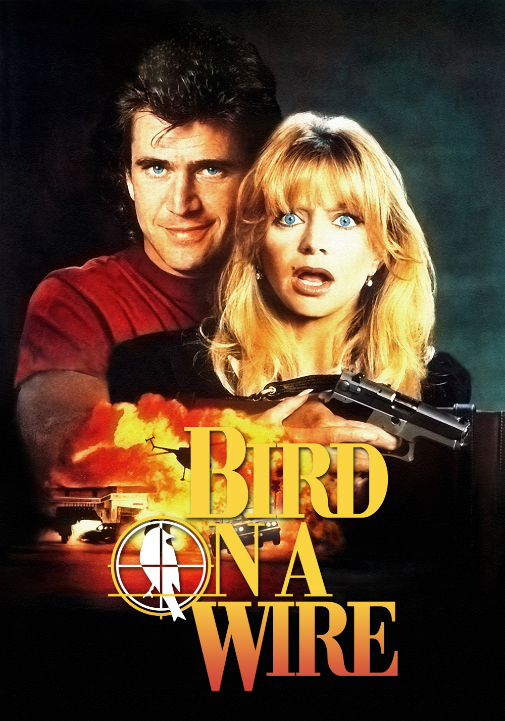 Bird on a Wire | Movie fanart | fanart.tv