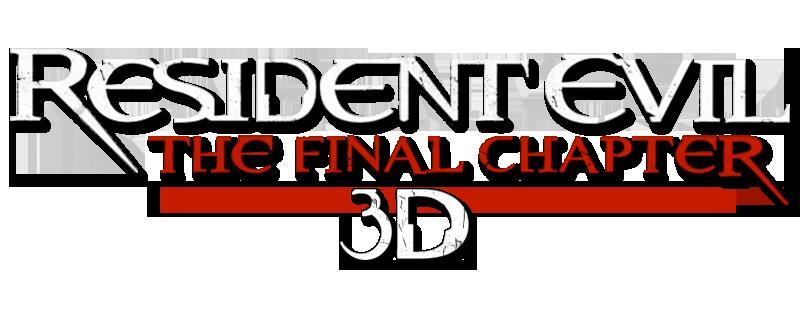 Resident Evil The Final Chapter: Resident Evil: The Final Chapter