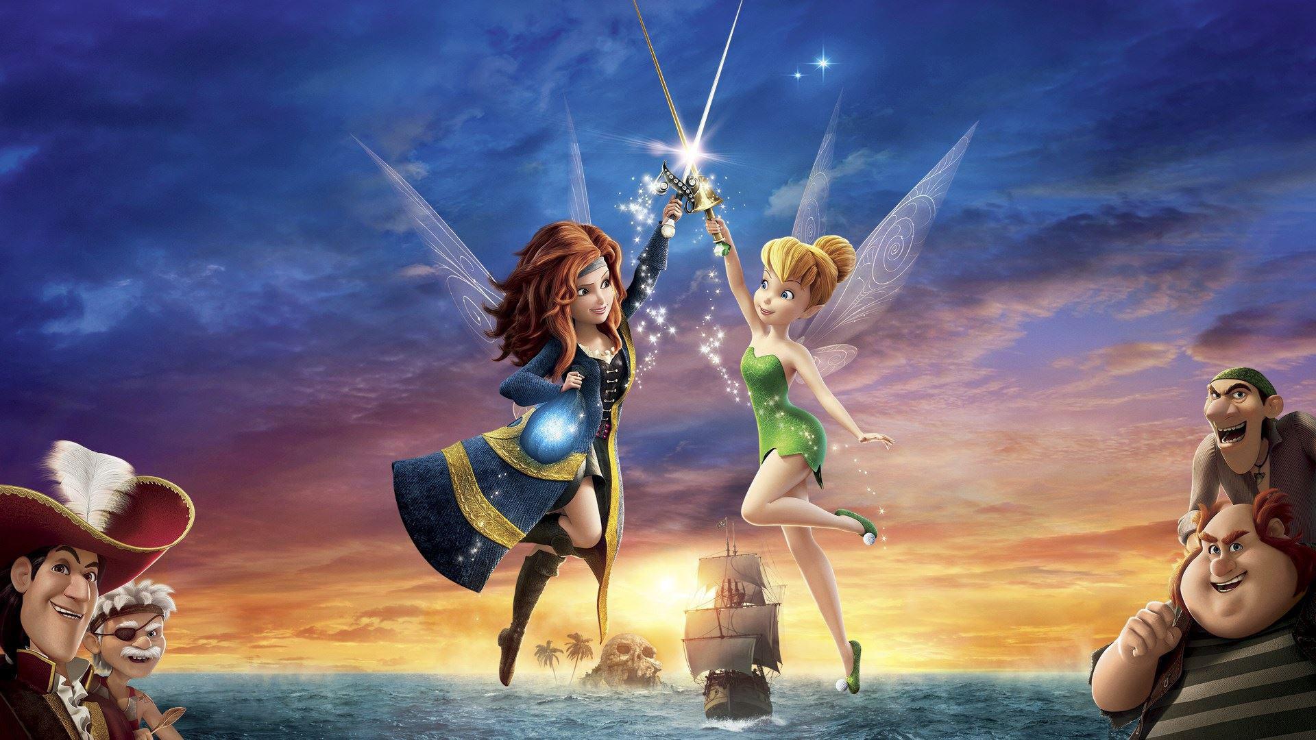 Pirate Fairy Movie Poster