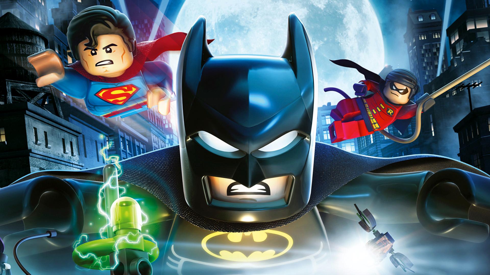 LEGO Batman: The Movie - DC Superheroes Unite | Movie ...
