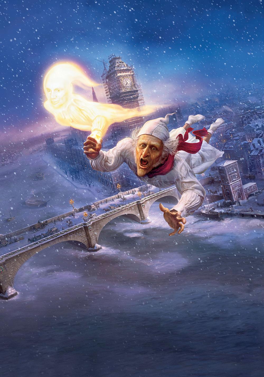A Christmas Carol   Movie fanart   fanart.tv