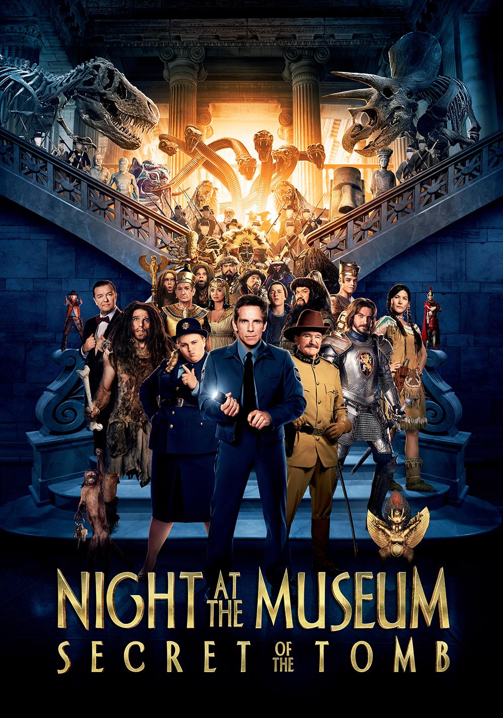 Nachts Im Museum Imdb