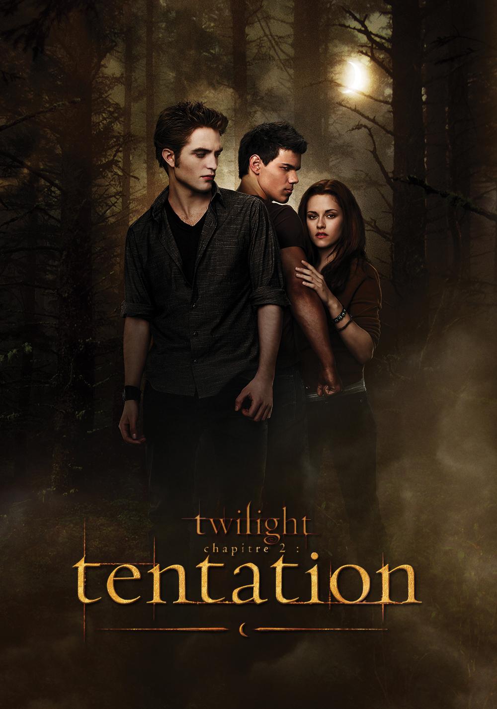 Twilight 2 the new moon movie