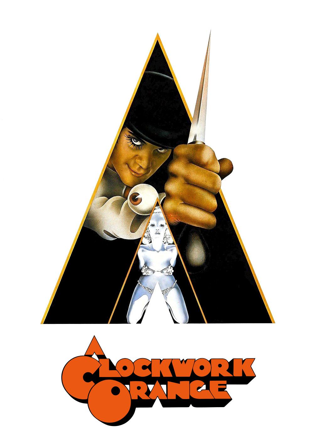 A Clockwork Orange   Movie fanart   fanart.tv A Clockwork Orange Movie Poster Original