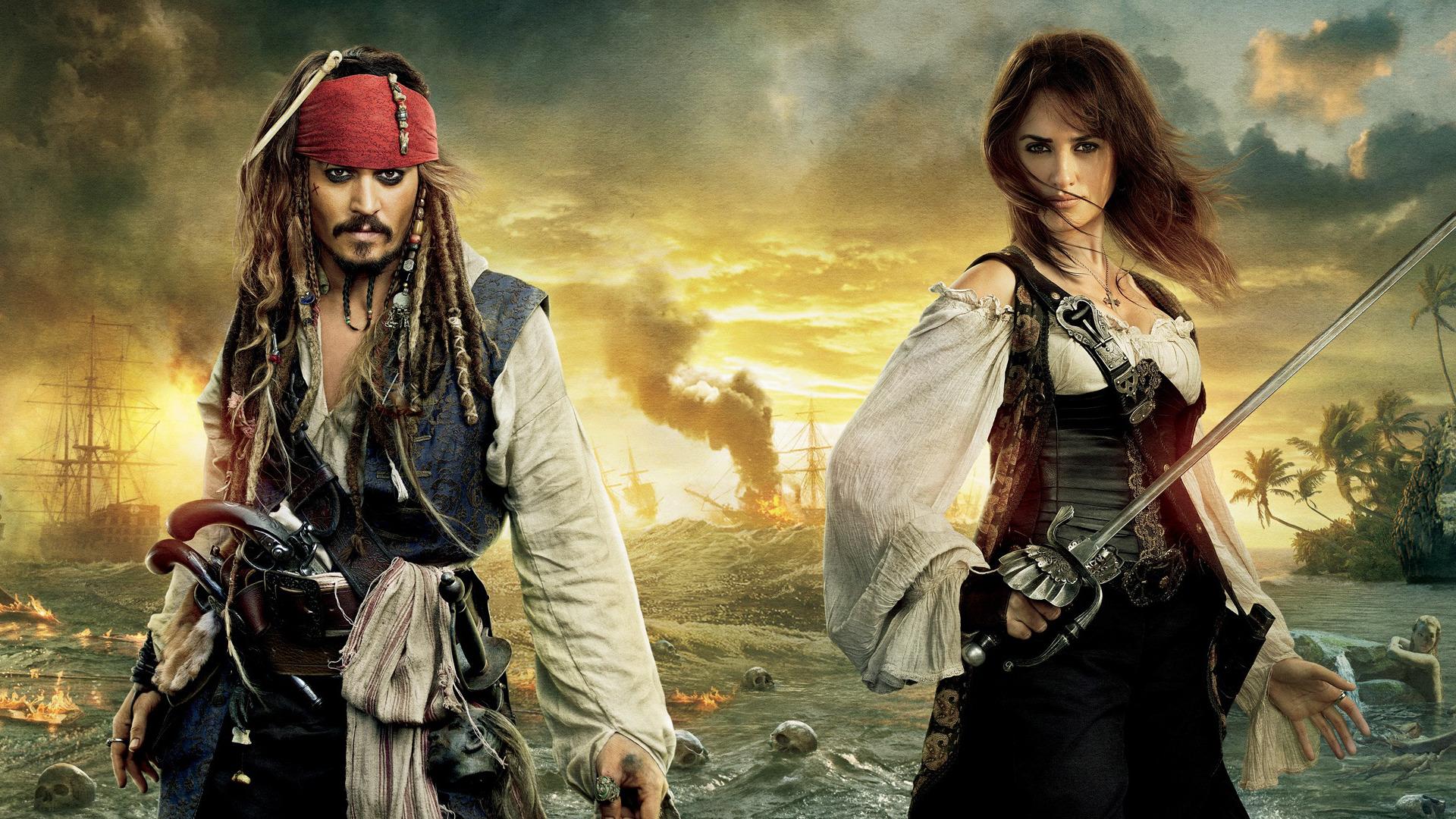Pirates of the Caribbean: On Stranger Tides | Movie fanart ...