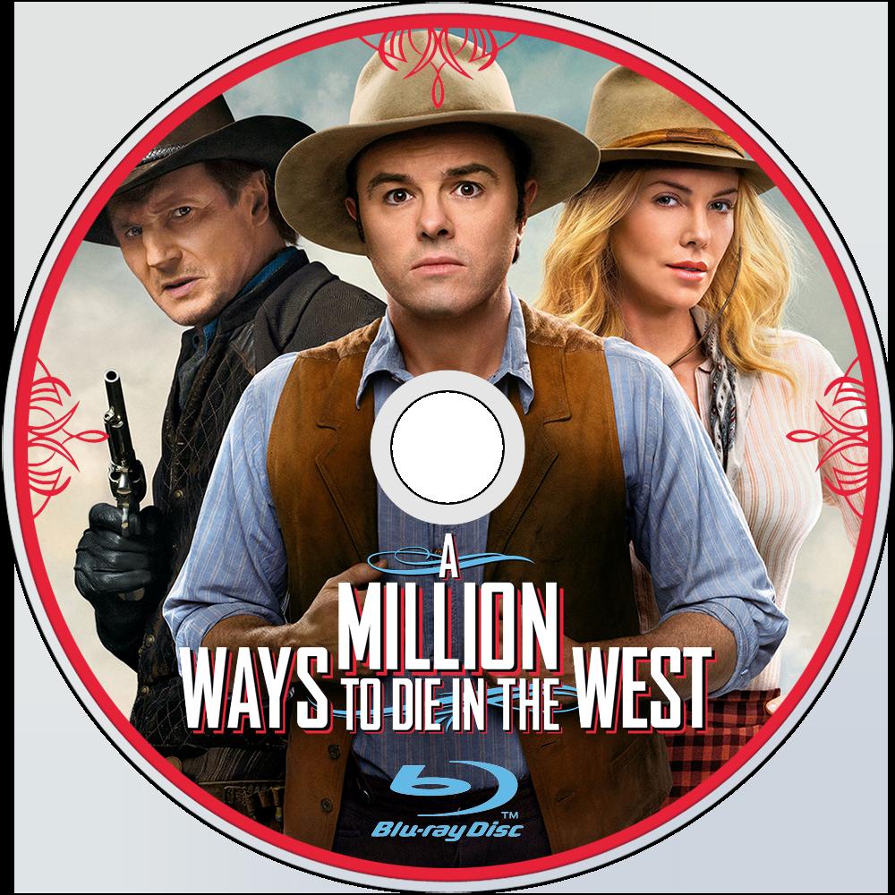 A Million Ways to Die in the West | Movie fanart | fanart.tv