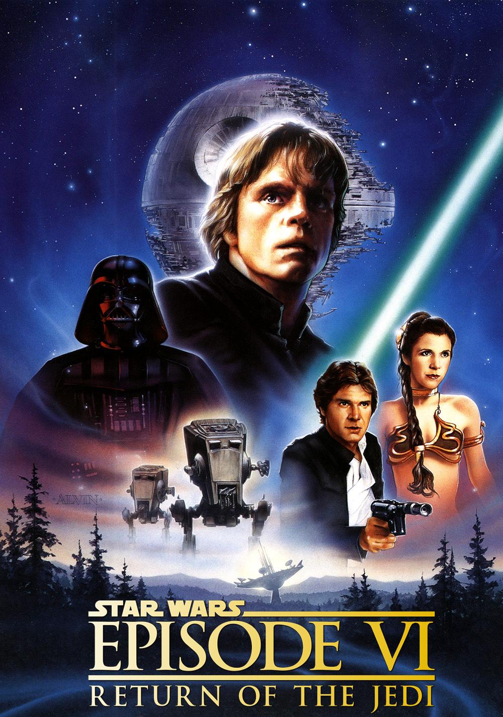 Star Wars 6 Film Deutsch