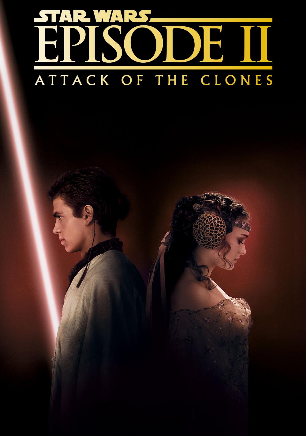 Star Wars: Episode II: Attack of the Clones - Wikipedia