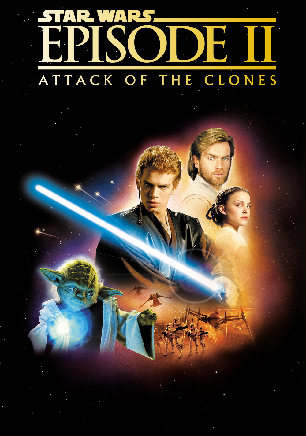 Star Wars: Episode II - Attack of the Clones (2002 ...
