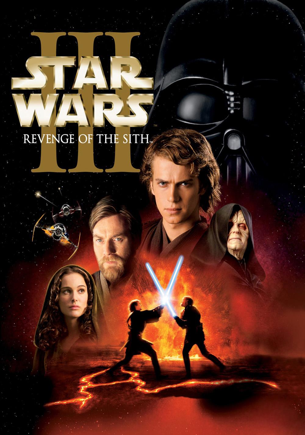 Episode 3 Star Wars