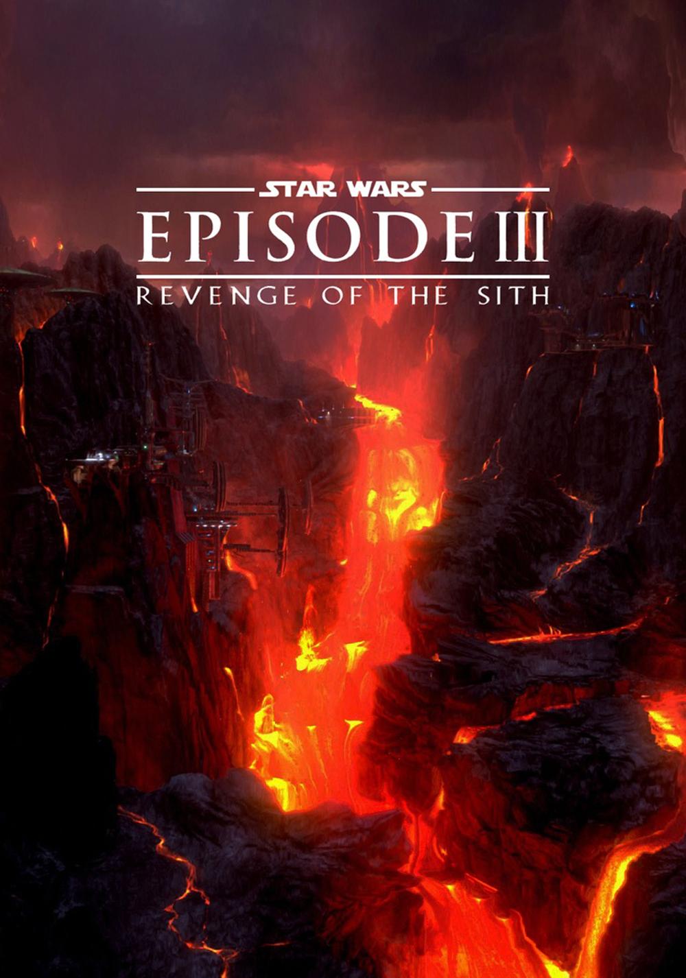 Star Wars: Episode III - Revenge of the Sith | Movie fanart | fanart ...