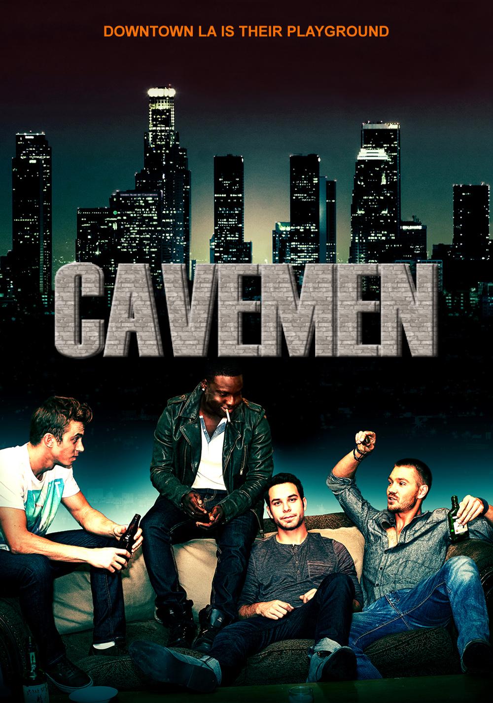 Cavemen Film