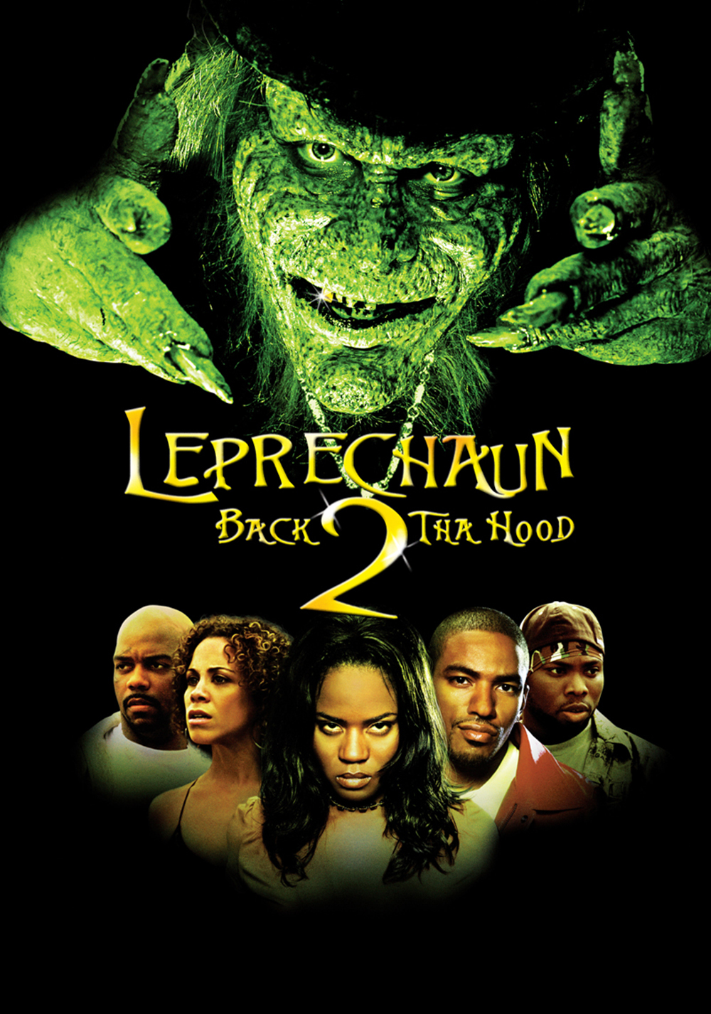 leprechaun back 2 tha hood movie fanart fanarttv