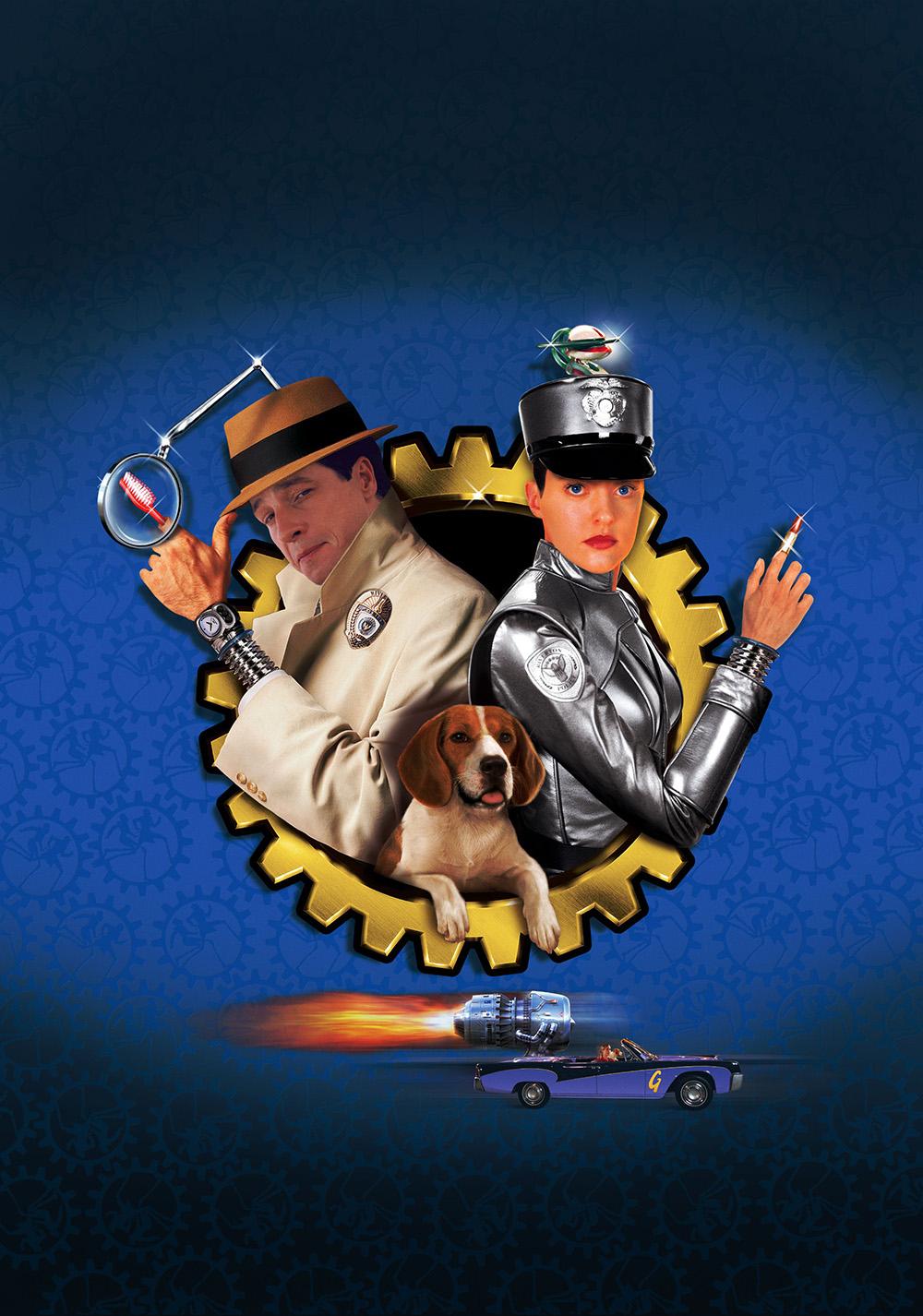 Inspector Gadget 2 | Movie fanart | fanart.tv