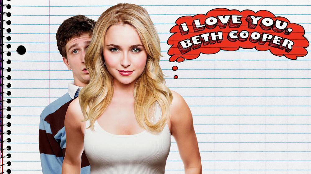 I Love You Beth Cooper Movie Fanart Fanart Tv