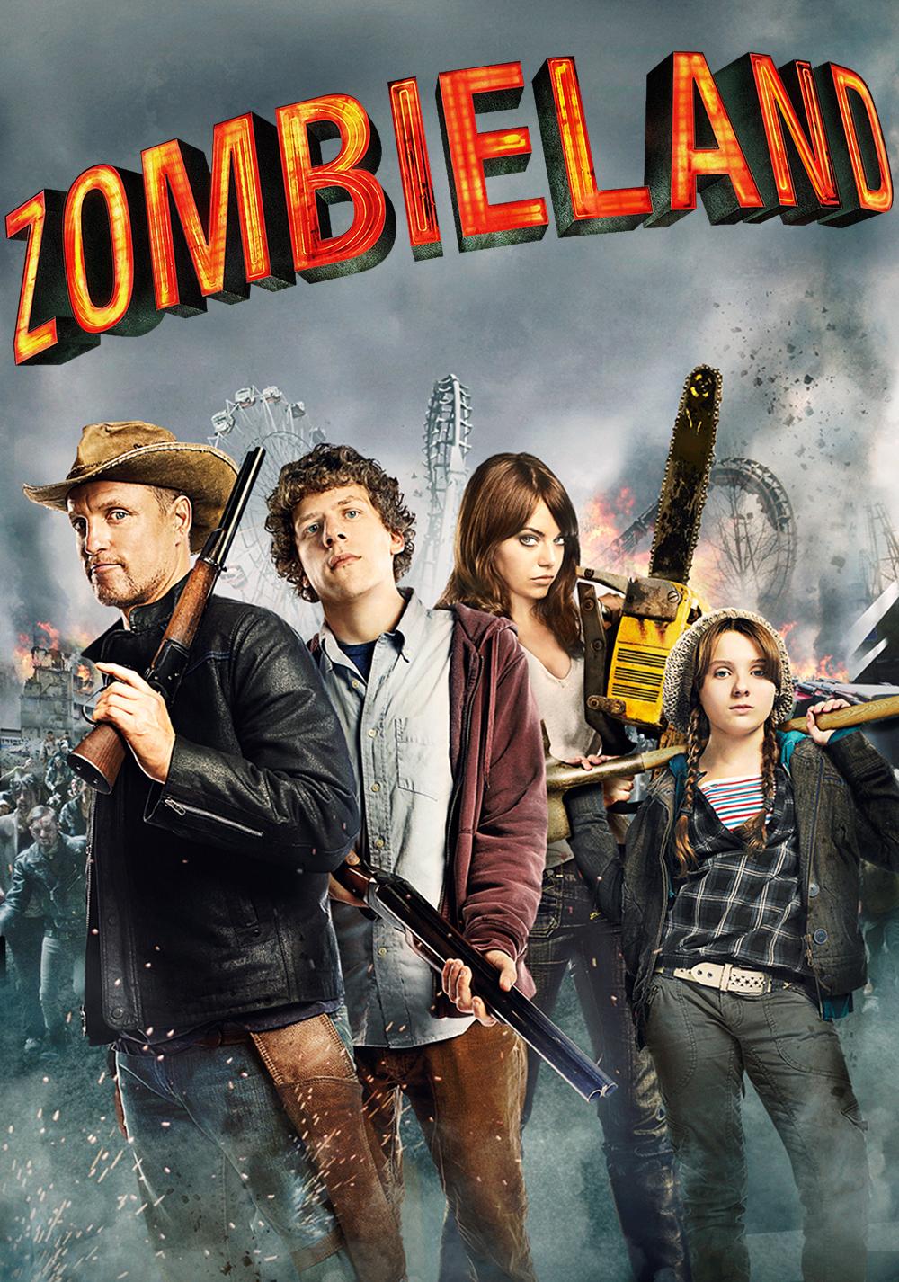 Zombieland | Movie fanart | fanart.tv