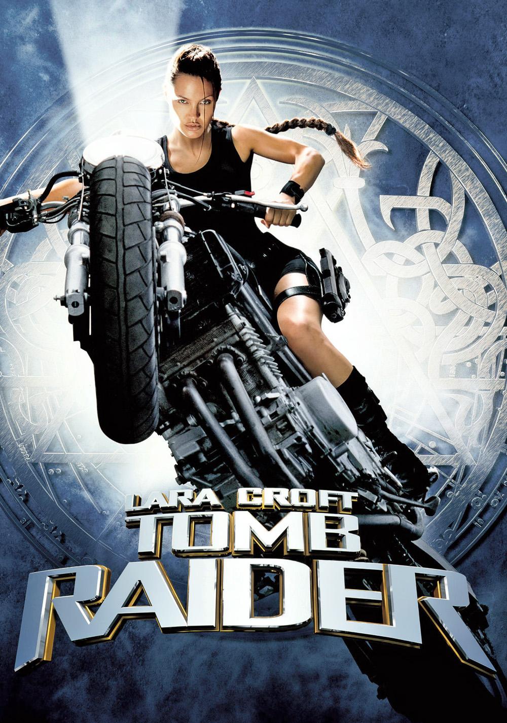 lara croft tomb raider movie fanart fanarttv