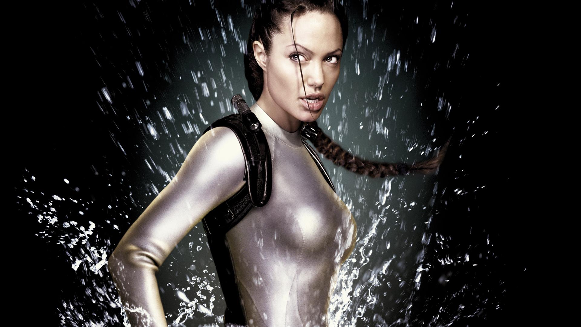 Tomb raider soft porn film pron scene