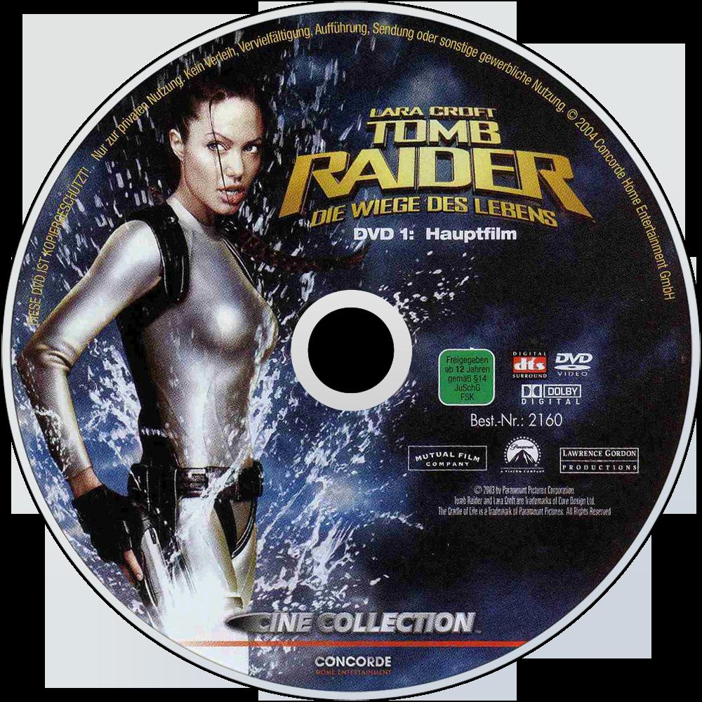 Lara Croft Tomb Raider The Cradle Of Life Movie Fanart