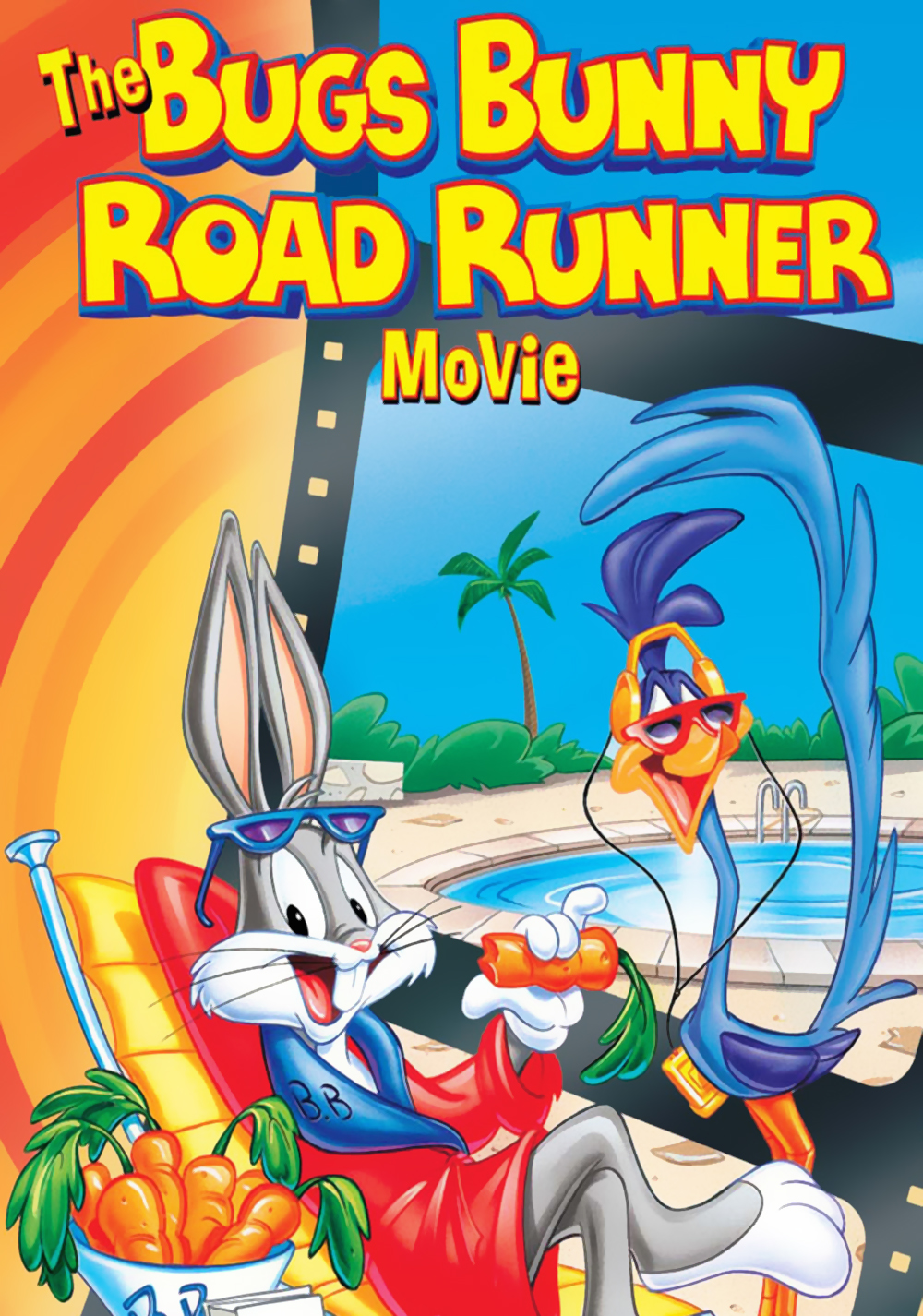 the bugs bunnyroad runner movie movie fanart fanarttv