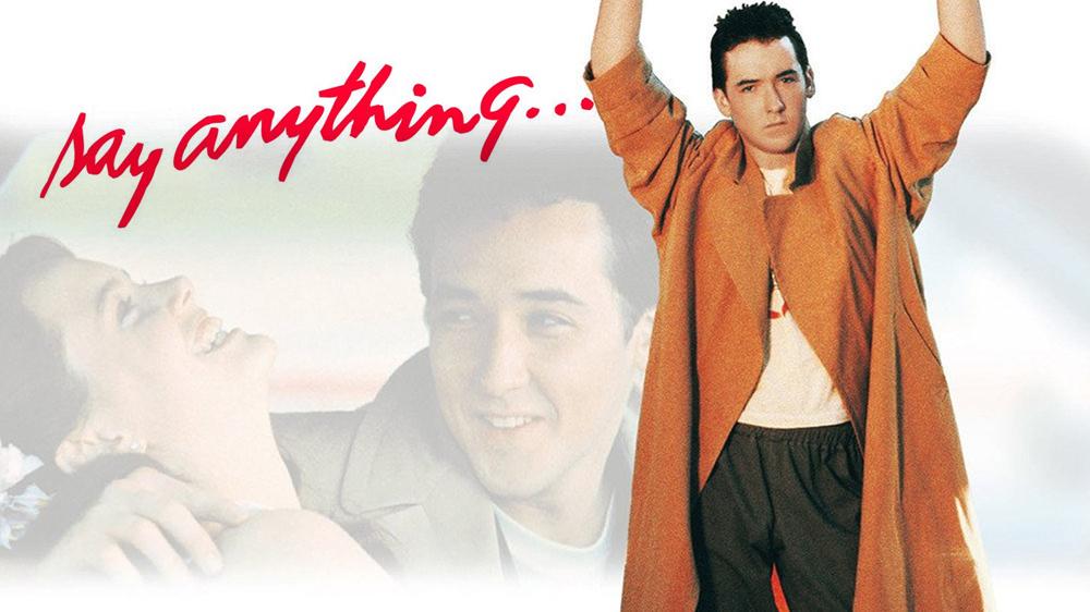 Say Anything...   Movie fanart   fanart.tv