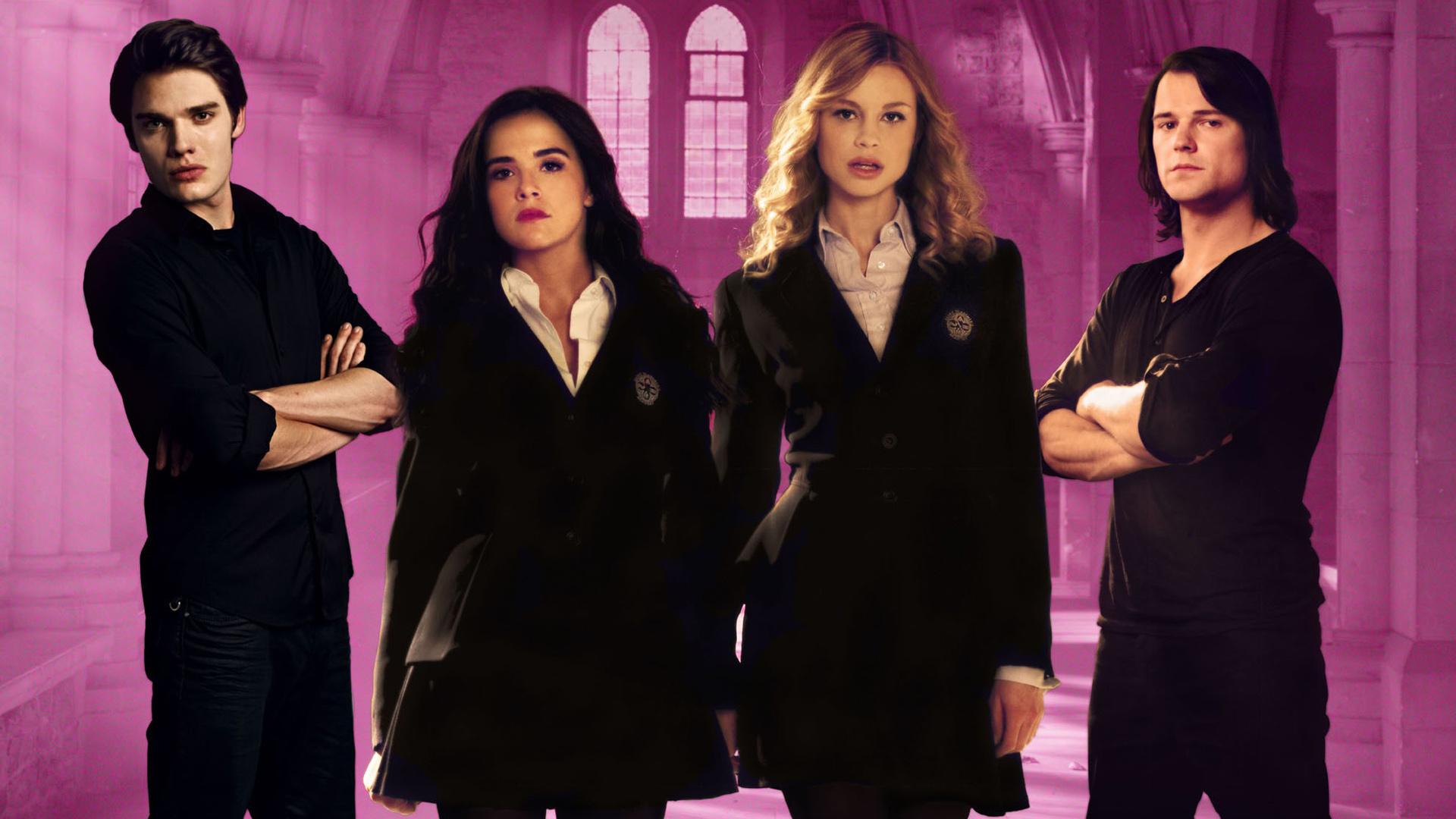 Vampire Academy: Blood Sisters | Movie fanart | fanart.tv Danila Kozlovsky Vampire Academy