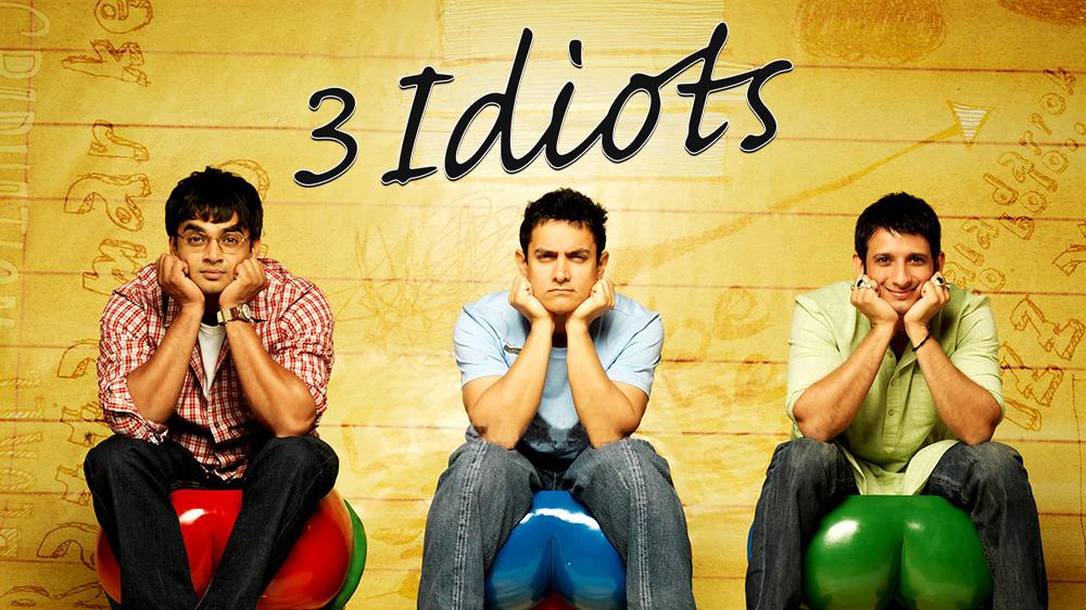 3 idiots artist