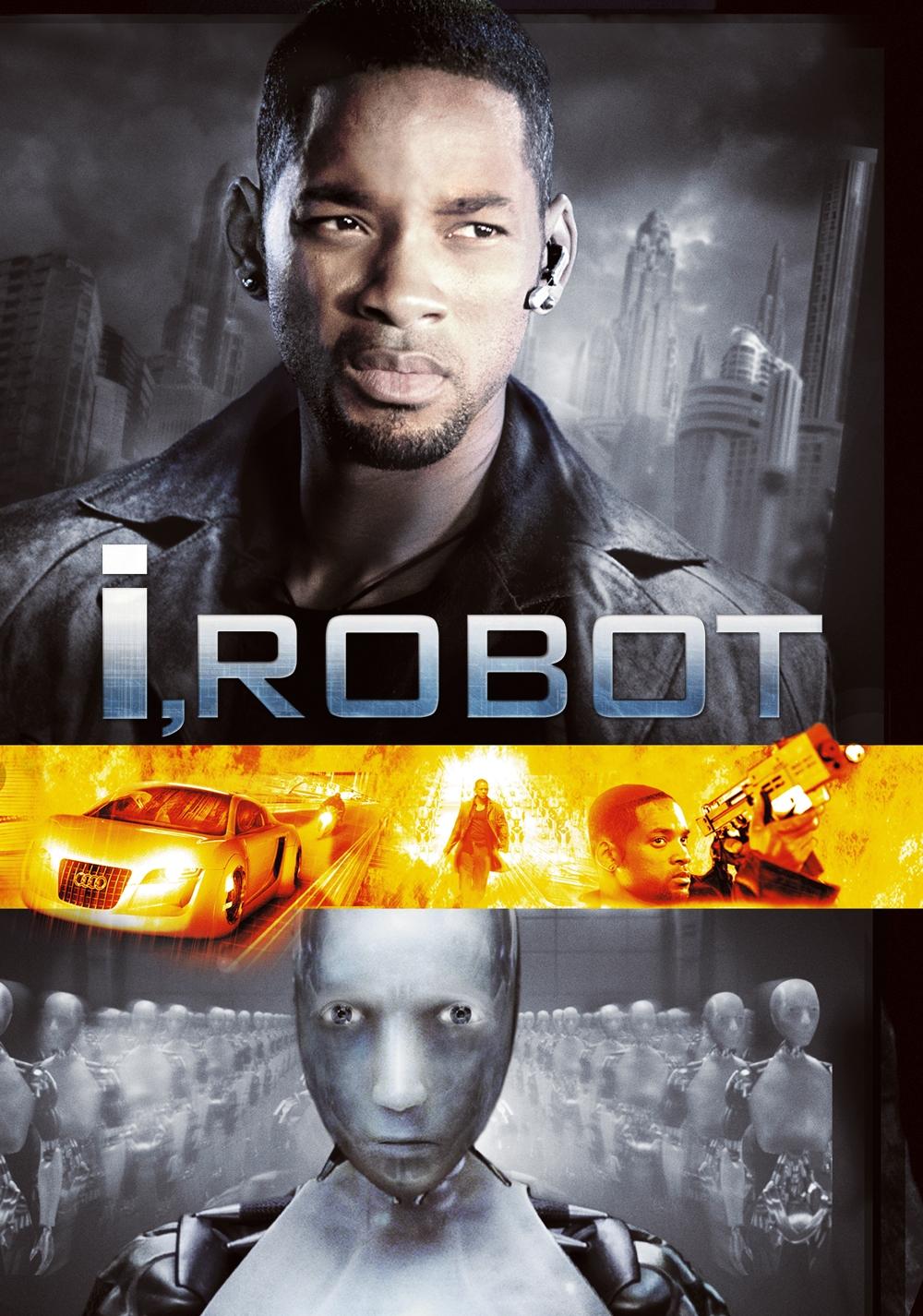 I robot the movie