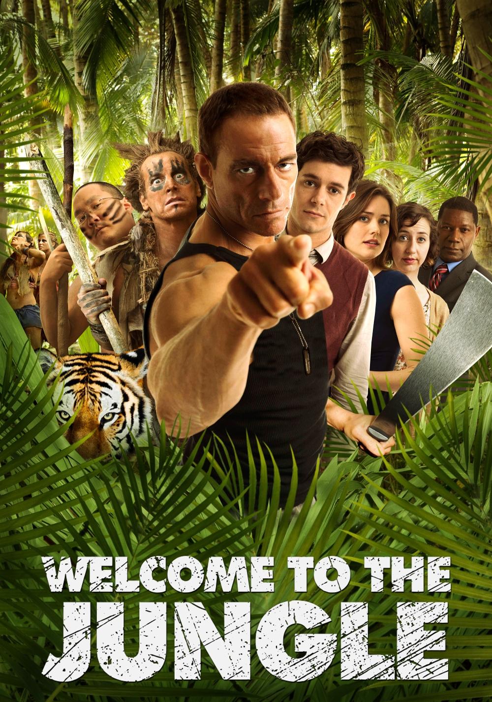 Welcom To The Jungle