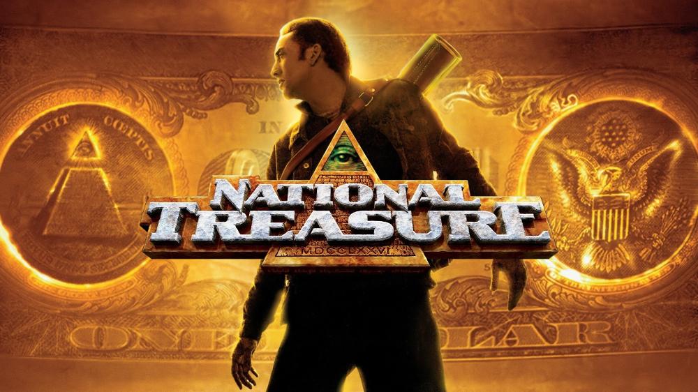 National Treasure Deutsch