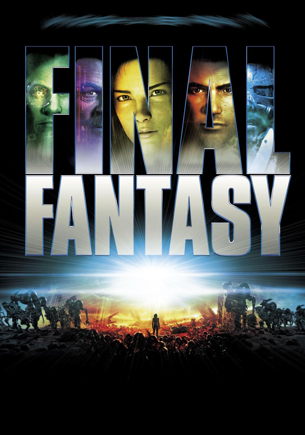 Final Fantasy Movies
