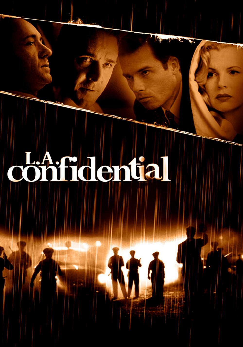 مشاهدة وتحميل فيلم L A Confidential 1997 720p BluRay مترجم اون لاين