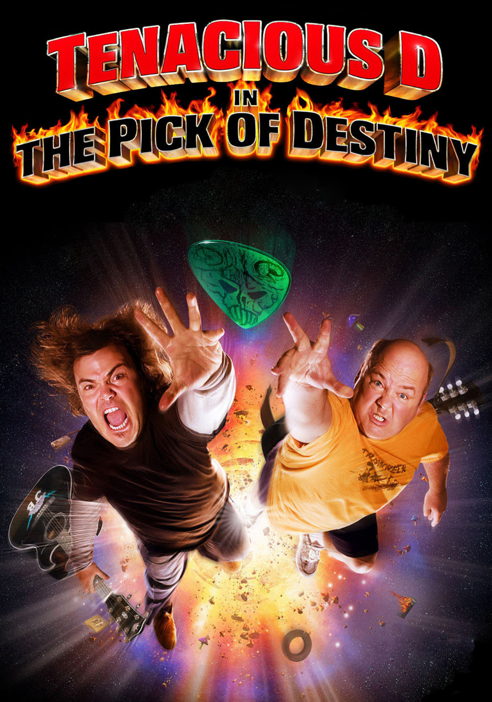 Tenacious D Pick Of Destiny Stream