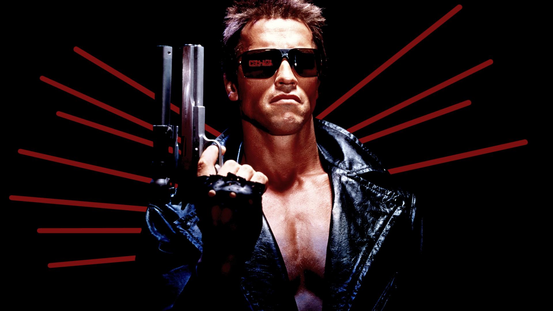 Movie Fanart: The Terminator