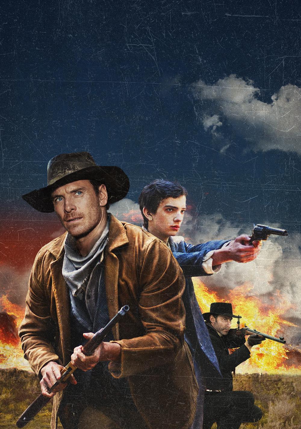 Buy Slow West on DVD   Sanity