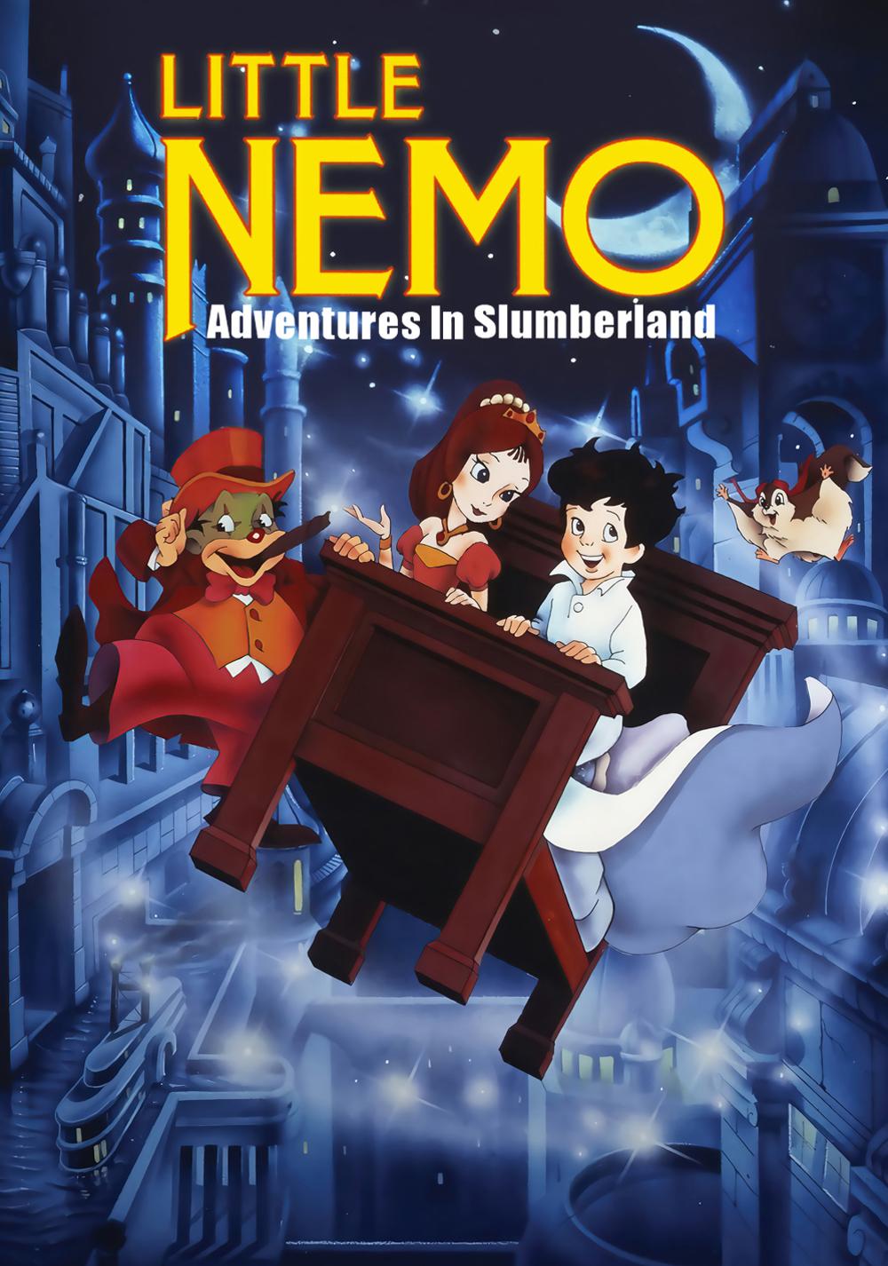 El Pequeño Nemo - Película 1989 1080p