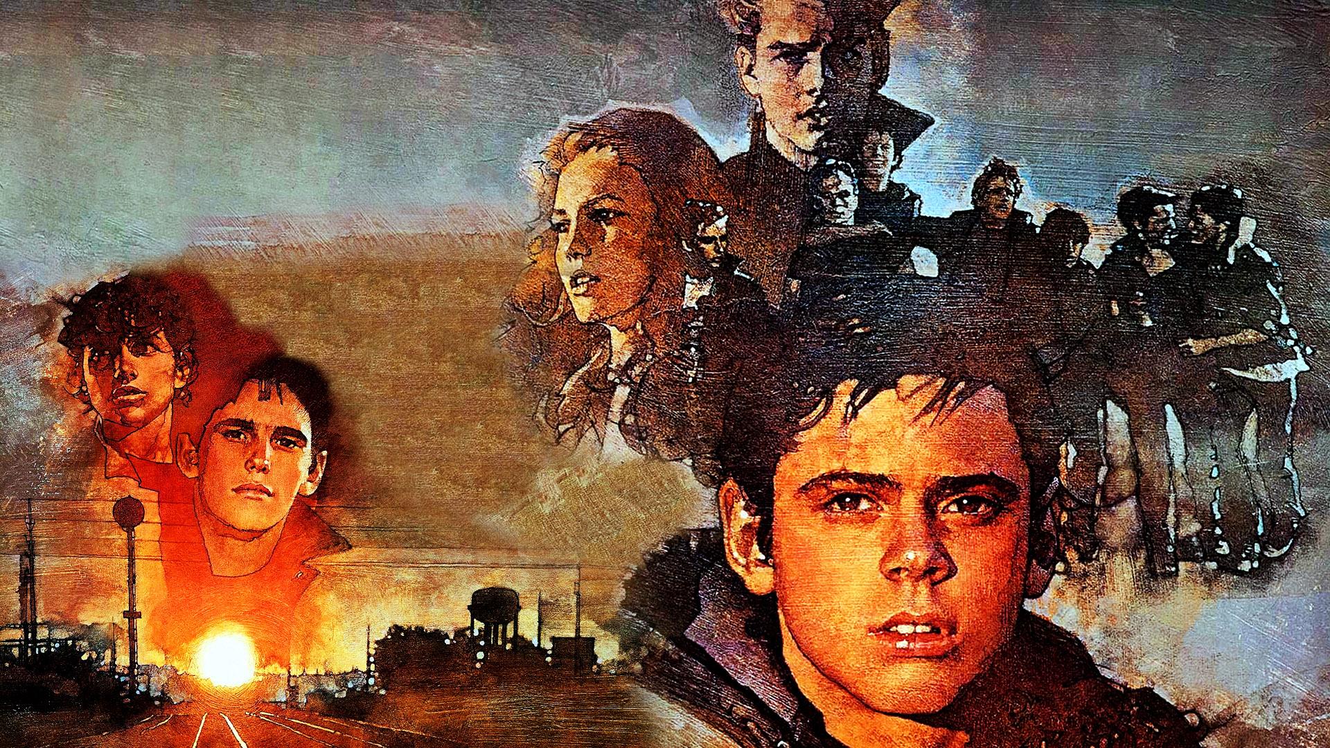 Movie Fanart: The Outsiders